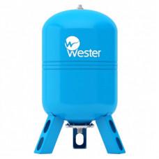 Бак для воды (гидроакк) WAV 100 (Wester) 1 вертик.опора