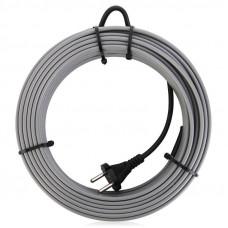 Саморегулирующийся греющий кабель на трубу 16 Вт/м (6метров)
