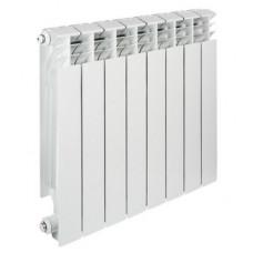Радиатор алюминиевый TENRAD AL 500/100  (8 секций)