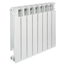 Радиатор алюминиевый TENRAD AL 500/100 (10 секций)