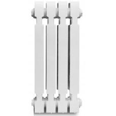 Радиатор чугунный KONNER модерн 500,  (4 секциий) (с ком), без кронштейнов