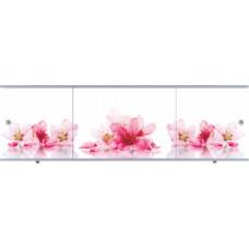 Экран для ванны Премиум Арт 1.68м №3