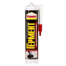 Герметик Гермент силиконовый высокотемпературный красно-кор 300мл
