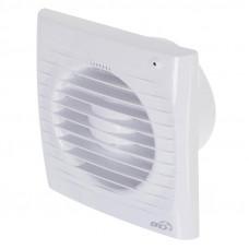Вентилятор осевой вытяжной с антимоскитной сеткой D100