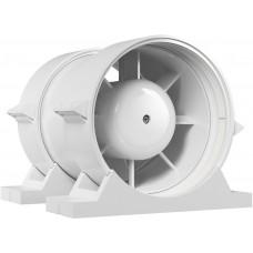 Вентилятор осевой канальный приточно-вытяжной с крепёжным комп. D100 PRO 4