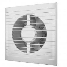 Вентилятор осевой с антимоскитной сеткой, обратным клапаном D125