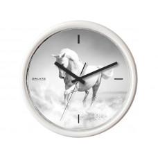 Часы настенные ПЕ-Б7-215 Конь
