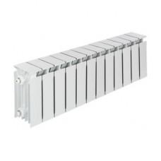 Алюминиевый комбинированный радиатор TENRAD AL/BM 150/120  (8 секций)