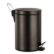 Ведро для мусора К-655 5л. темная бронза WasserKRAFT