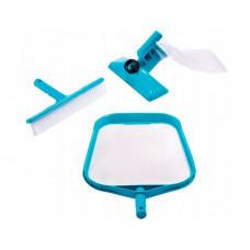 Набор для очистки бассейнов (скиммер/вакуум.головка) Intex (29056
