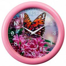 Часы настенные П-3Б1.1-723 Бабочка 3D