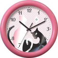 Часы настенные П-3Б1.1-730 Cats 3D