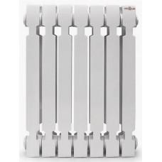 Радиатор чугунный KONNER модерн 500, (7 секций) (с ком), без кронштейнов