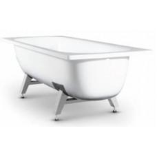 Ванна стальная Antika 160*70*40см в комплекте