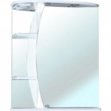 Шкаф-зеркало Луна-60 правый (свет)