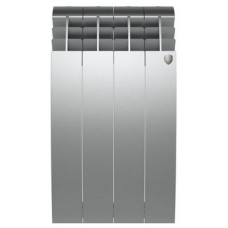 Радиатор Royal Thermo BiLiner 500/Silver Satin (4 секции)