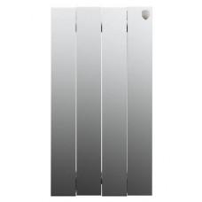 Радиатор Royal Thermo PianoForte 500/4 Silver Satin