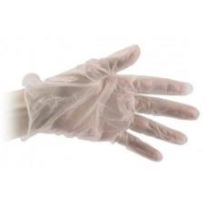 Перчатки виниловые Paclan размер L