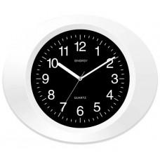 Часы настенные кварцевые ENERGY модель EC-05 овальные