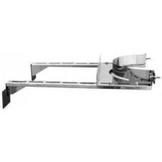 Штанга для стенового хомута (AISI 430) L250