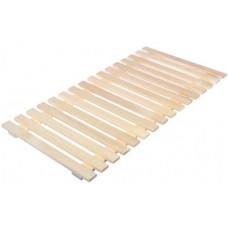 Решетка на пол 50х100х3 см для бани и сауны Банные штучки