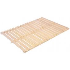 Решетка на пол 70*100см для бани и саун Липа