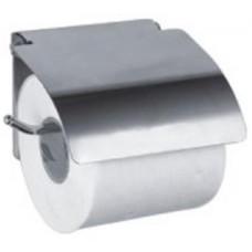 Держатель для туалетной бумаги, настенный с крышкой POTATO