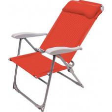 Кресло-шезлонг К2/ГН гранат