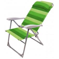 Кресло-шезлонг К2/З зеленый